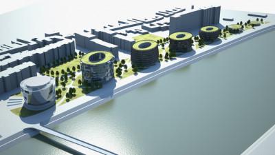 New Osijek Riverside