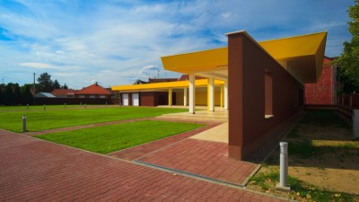Summer pavilion
