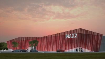 Maxx Shopping centre