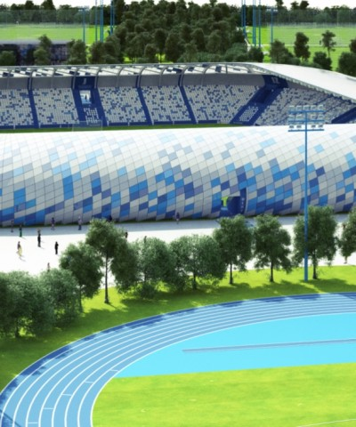 City Stadium Osijek