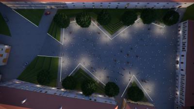 Lisinski Square