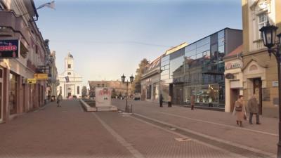 Commercial building Omazic & Borovo