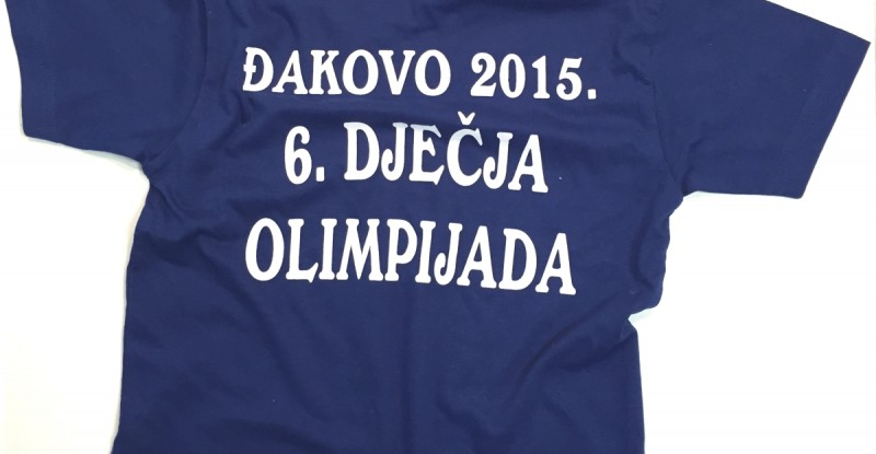 Sponzori 6. Dječje olimpijade – Đakovo 2015.
