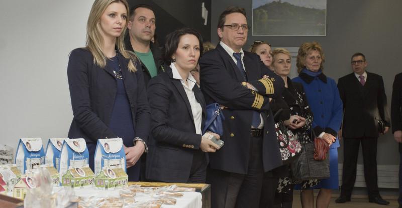 Vukovar – otvorenje broda
