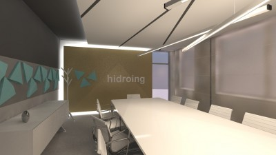 Poslovni prostor Hidroing