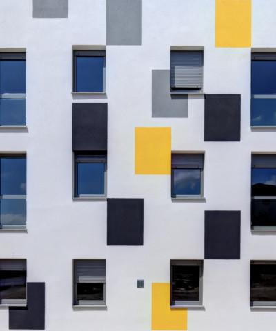 Stambena zgrada za socijalno stanovanje